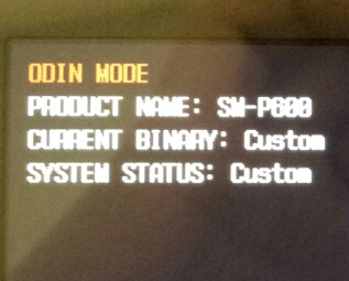 """Thanks for the """"repair"""" -- Device Status Custom and can't update-20140117_085525_resized.jpg"""