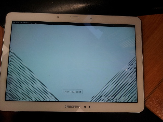 Samsung galaxy Note 10.1 2014 S-pen issues due to magnetic flap case from Icarer-without-case.jpg