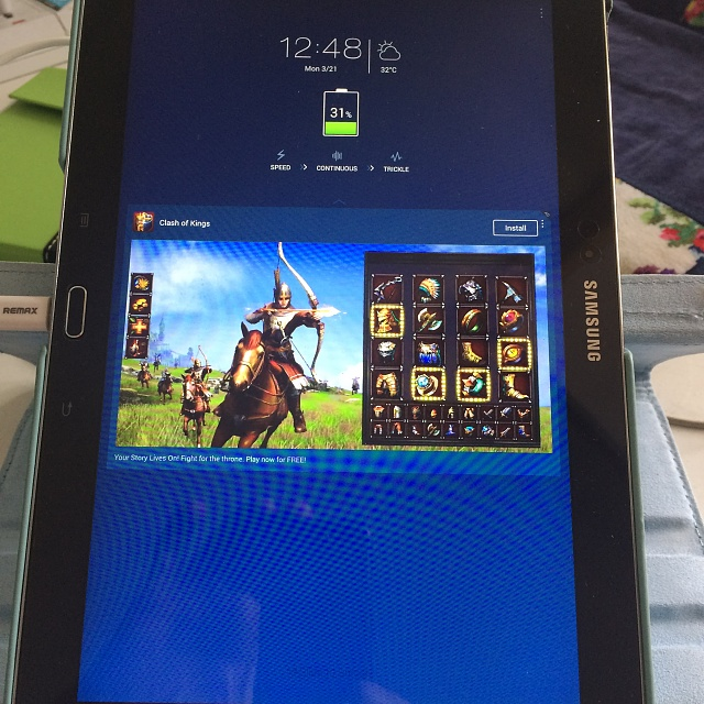 How to remove this slide to unlock screen in samsung galaxy note 10.1?-2016-03-21-12.48.43.jpg