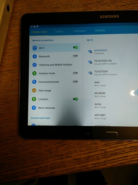 Grey area and battery issue on Samsung Galaxy Note 10.1 (2014 Edition)-img_20161027_175255.jpg