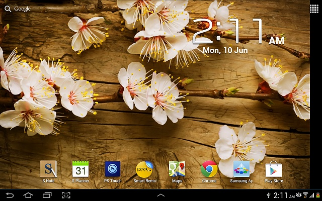 How to make Full screen wallpaper - Android Forums at