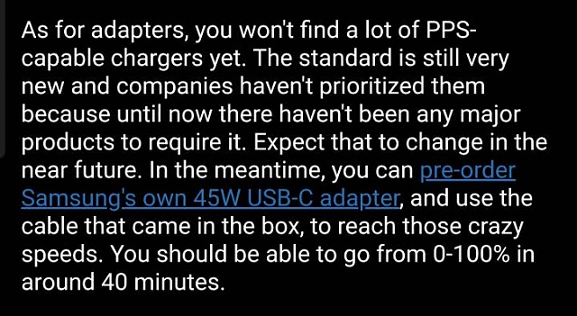 45w charging times. Disappointing Unfortunately-23093.jpg