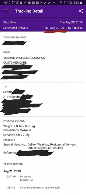Verizon Pre Order - Page 21 - Android Forums at