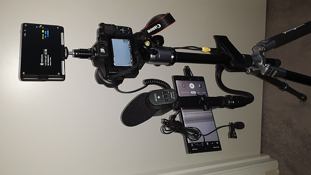 My Note 10+ is riding shotgun for doing a video shoot assignment-m50andnote10rearpic115245.jpg