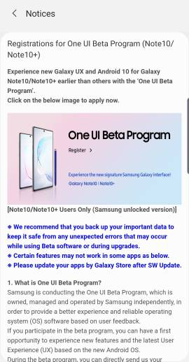 Samsung Note 10 plus Android 10 Beta active-37335.jpg