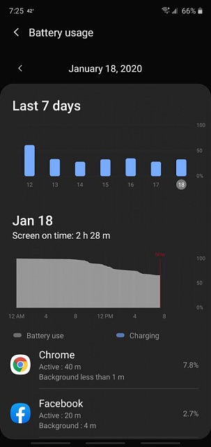 Note 10 wireless charger shutting off after full charge then not turning on to maintain a charge-screenshot_20200118-192520_device-20care.jpeg