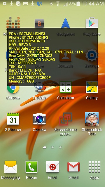 Why are Machine Details overlapping on Home Screens?-screenshot.jpg