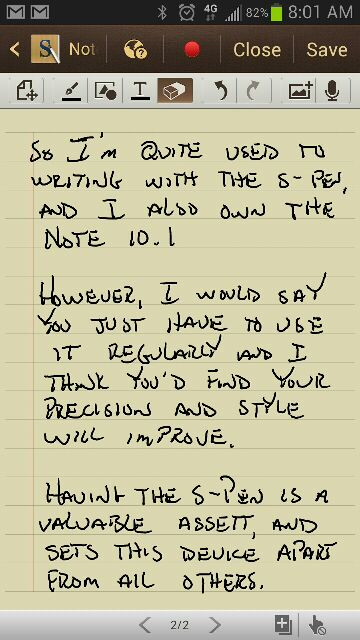 Handwriting not as Clean looking as on demos-uploadfromtaptalk1357135512316.jpg