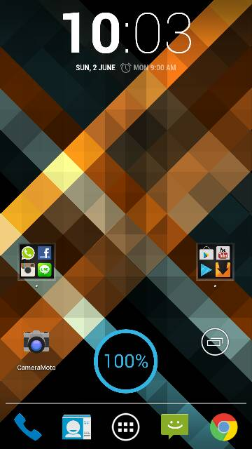 Home screens. How are you set up?-uploadfromtaptalk1370142332643.jpg
