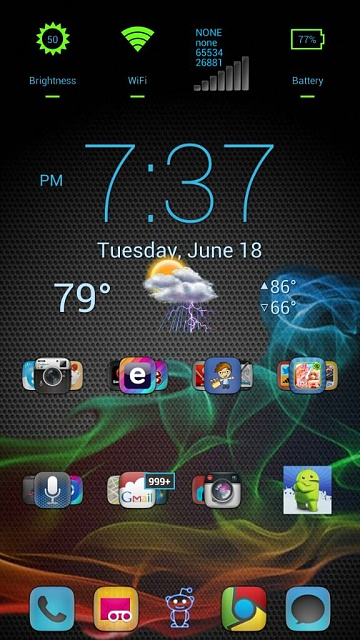 Home screens. How are you set up?-uploadfromtaptalk1371602546502.jpg
