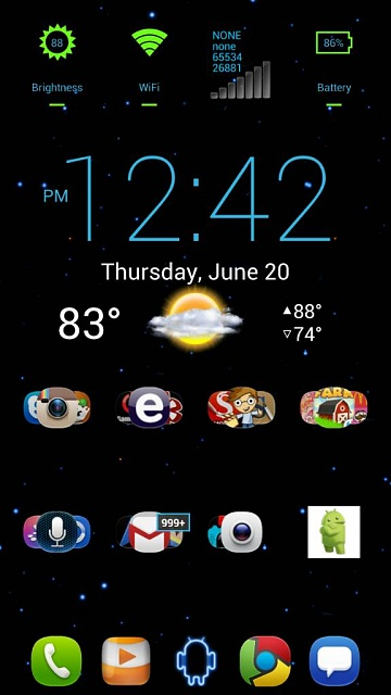 Home screens. How are you set up?-uploadfromtaptalk1371750208855.jpg