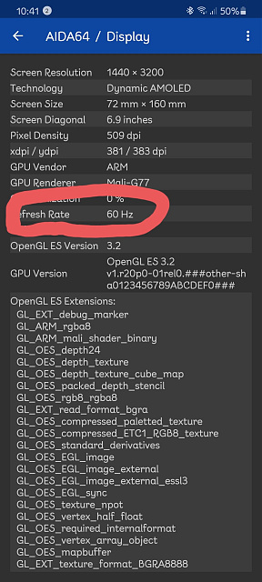 Note 20 Ultra has a secret 96hz display refresh rate - Here is how to enable it.-20201015_224426.jpg
