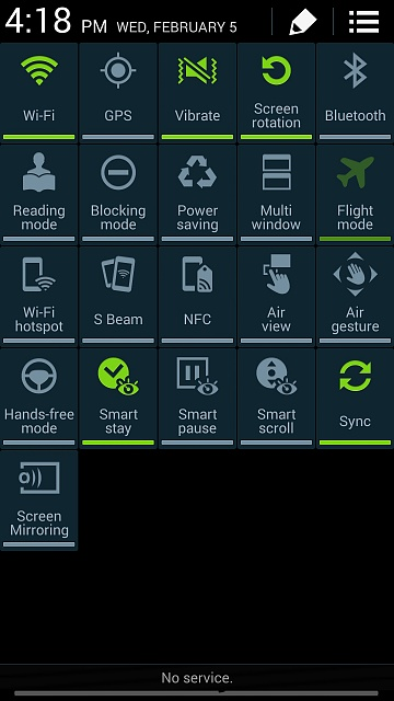 Stuck in flight / airplane mode - Android Forums at