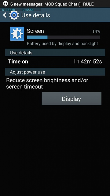 Note 3: Battery power dropping fast overnight-uploadfromtaptalk1393860950367.jpg