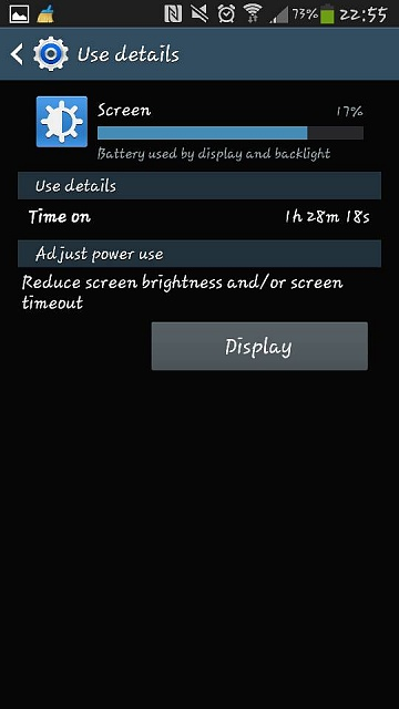 Note 3: Idle time battery useage.-1394261944144.jpg