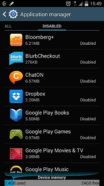 What is safe to disable on the Note 3??-1402584767134.jpg