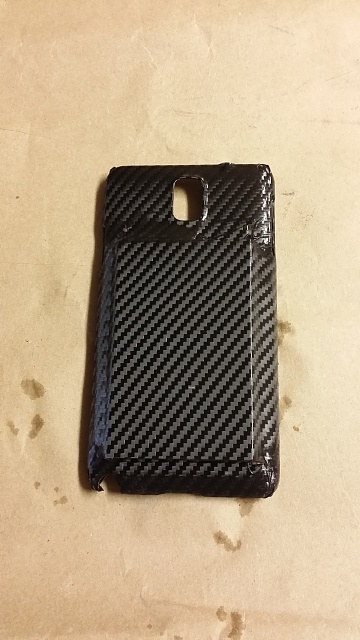My Custom made Note 3 wallet case-20140503_115857.jpg