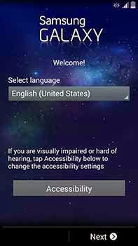 Why isn't my Samsung Note 3 Touch Pad working at all?-android-welcome-screen.jpg