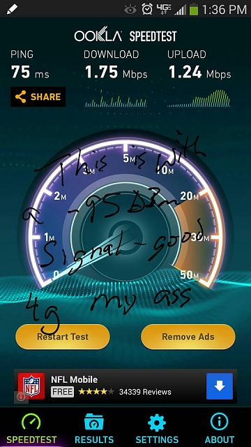 Verizon speeds on my note 3....not good-uploadfromtaptalk1381949290568.jpg
