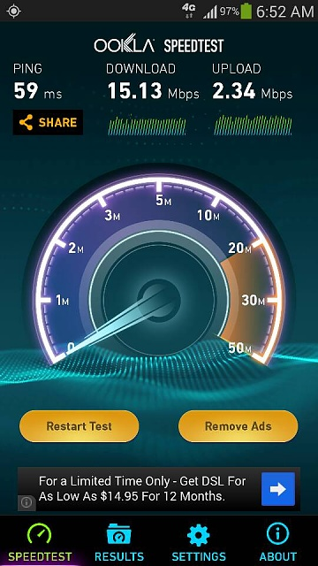 Verizon speeds on my note 3....not good-1381950864039.jpg