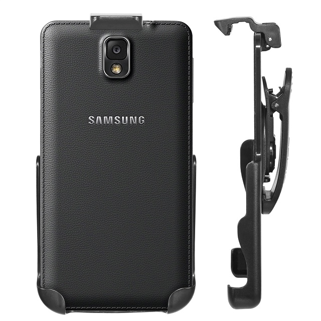 Galaxy Note 3 - Seidio's Spring Clip Holster NOW AVAILABLE-hlssgt3as-2.jpg