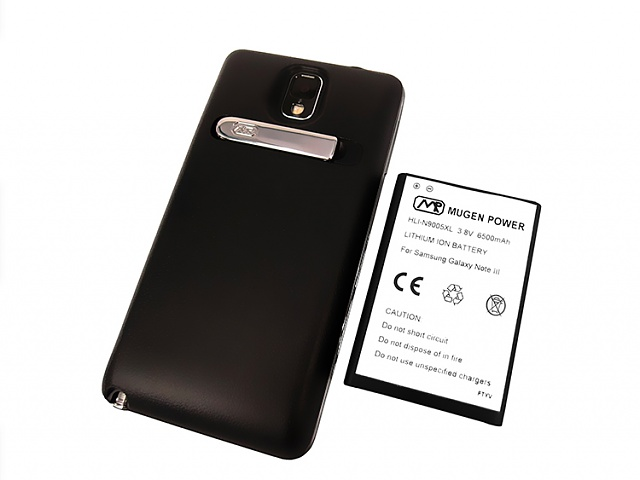 Mugen 6500mAh extended battery for Galaxy Note 3 released w kickstand-note3n9005.jpg