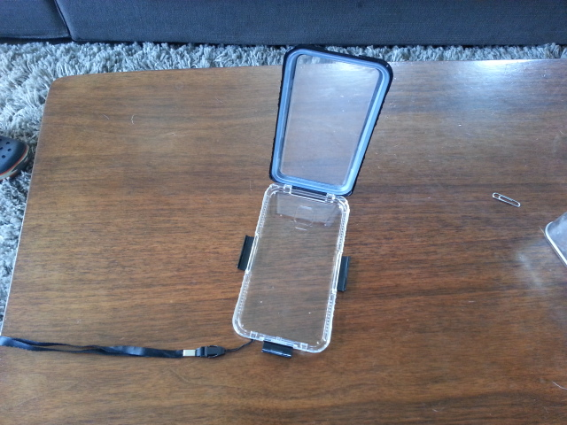 newest 112cc f3855 Got the waterproof case off ebay.. pics - Android Forums at ...