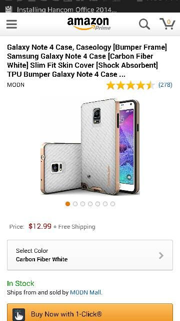 Note 4 Caseology Case First Impressions-screenshot_2014-11-06-19-05-20.jpg
