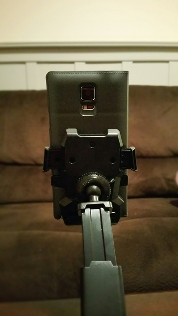 Car Dock for Large Phones using ProClips USA and Ball Mount-20141202_184924.jpg