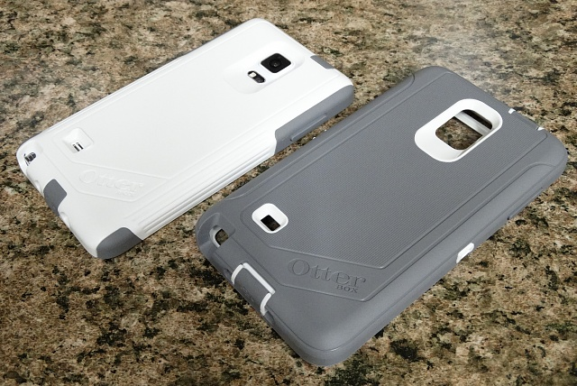 Otterbox Defender Vs Commuter >> Galaxy Note 4 Otterbox Defender Vs Commuter Case Android Forums At