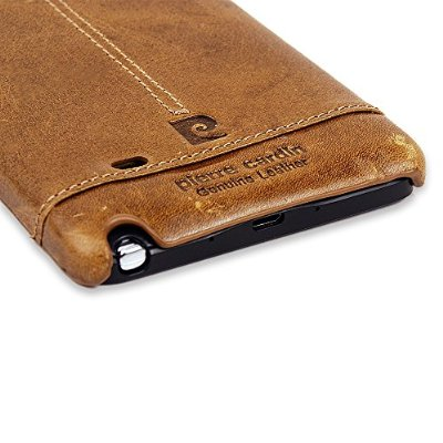 Thoughts on this case?? Genuine Cow Leather with New Slim Design Snap On Hard Back Case Cover-51djholpvll._sy400_.jpg