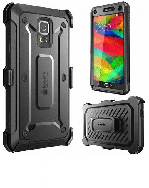 Note 4 Heavy Duty Cases w/ Holster - Experience and Opinions-2014-09-20-17.57.22.jpg