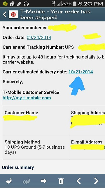 T-Mobile Samsung Galaxy Note 4 now shipping-1413073851770.jpg