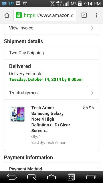 Note 4 99 cent 3 pack Tech Armor Screen Protectors!!-31157.jpg