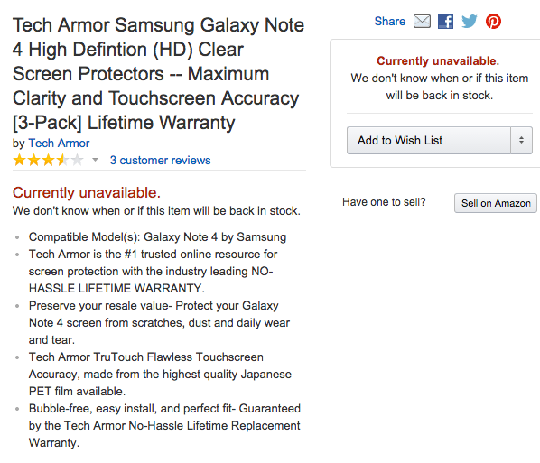 Note 4 99 cent 3 pack Tech Armor Screen Protectors!!-screenshot-2014-10-14-22.27.15.png