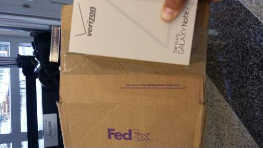 Samsung Galaxy Note 4 on Verizon - Preorders, shipping and arrivals-20141022_100629.jpg