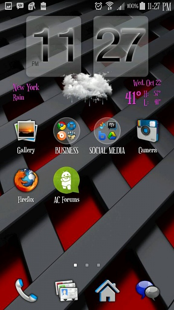 Note 4 Screenshots!  Show use those awesome home screens & more!-1414034956519.jpg