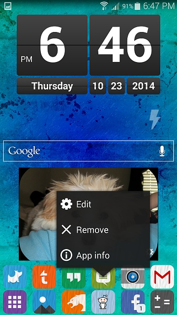Note 4 Screenshots!  Show use those awesome home screens & more!-uploadfromtaptalk1414115528220.jpg