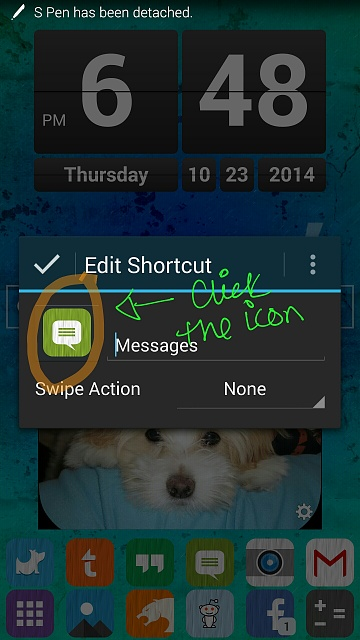 Note 4 Screenshots!  Show use those awesome home screens & more!-uploadfromtaptalk1414115583615.jpg