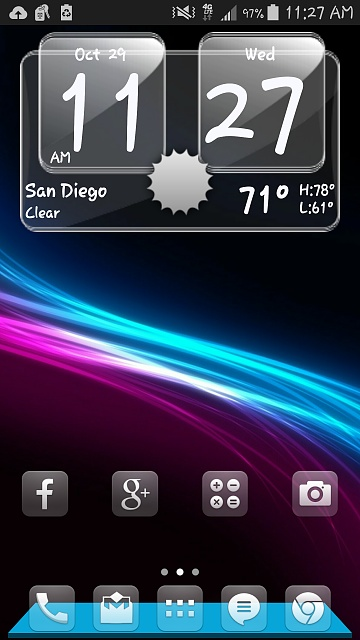 Note 4 Screenshots!  Show use those awesome home screens & more!-100screen.jpg
