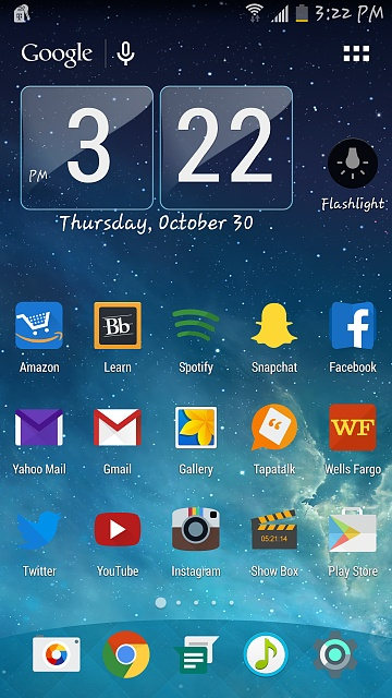 Note 4 Screenshots!  Show use those awesome home screens & more!-uploadfromtaptalk1414700667495.jpg