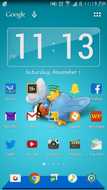 Note 4 Screenshots!  Show use those awesome home screens & more!-uploadfromtaptalk1414901646124.jpg