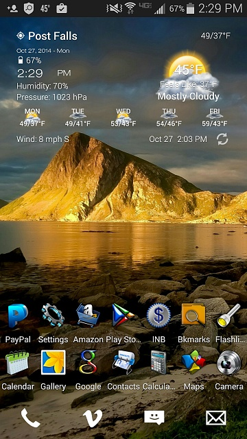 Note 4 Screenshots!  Show use those awesome home screens & more!-uploadfromtaptalk1414955301512.jpg