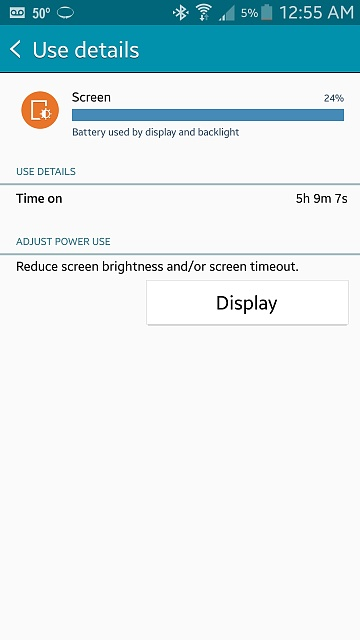 On screen time /battery-uploadfromtaptalk1415257161230.jpg