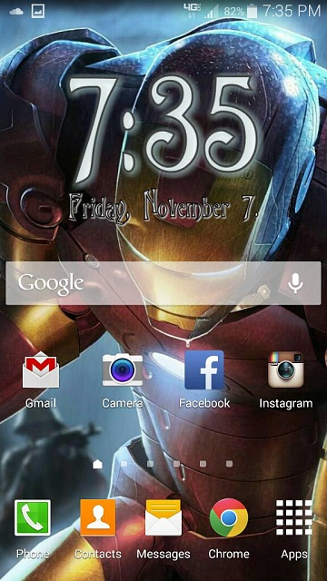 Note 4 Screenshots!  Show use those awesome home screens & more!-1415406982616.jpg