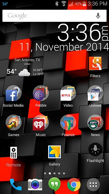 Note 4 Screenshots!  Show use those awesome home screens & more!-uploadfromtaptalk1415741906080.jpg