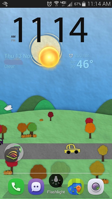 Note 4 Screenshots!  Show use those awesome home screens & more!-needlesnpens-note-4.jpg