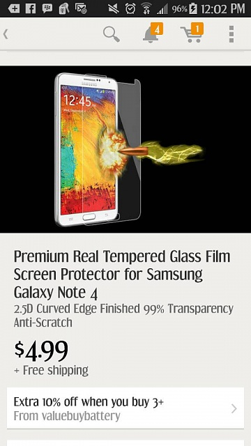 Note 4 Spigen Tempered Glass Screen Protector No Good? What Is Better?-1415906315551.jpg