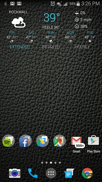Note 4 Screenshots!  Show use those awesome home screens & more!-uploadfromtaptalk1416000772114.jpg
