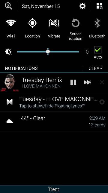 T-mobile note 4 notification for s finder and quick connect --uploadfromtaptalk1416039818489.jpg